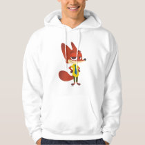 Zootopia | Nick Wilde - The Sly Fox Hoodie