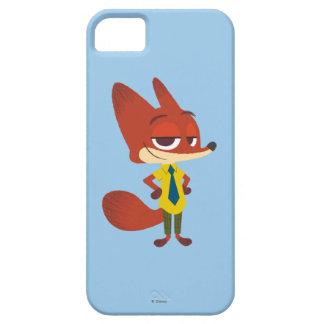 Zootopia   Nick Wilde - The Sly Fox iPhone SE/5/5s Case