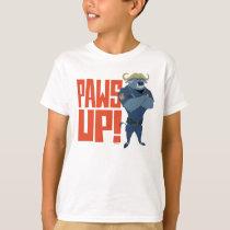 Zootopia | Paws Up! T-Shirt