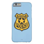 Zootopia | Zootopia Police Badge Barely There iPhone 6 Case