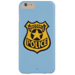 Zootopia | Zootopia Police Badge Barely There iPhone 6 Plus Case