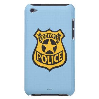 Zootopia | Zootopia Police Badge iPod Touch Case