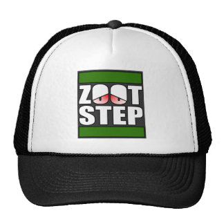 Zootstep zooted Funny DUBSTEP Mesh Hats