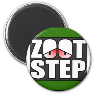 Zootstep zooted Funny DUBSTEP Magnet