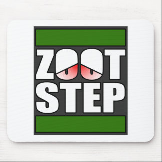 Zootstep zooted Funny DUBSTEP Mouse Pad