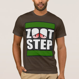 Zootstep zooted Funny DUBSTEP T-Shirt