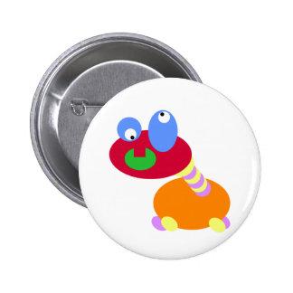 Zoozlie Pinback Button