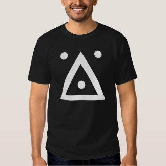 Zopdoz Symbol white Tee Shirt