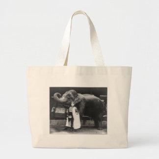 Zora and Trilby 1916 Bag