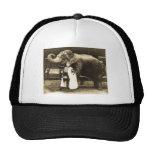 Zora and Trilby 1916 Trucker Hat