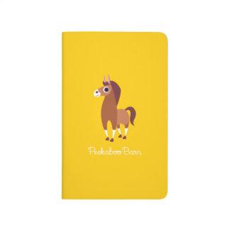Zora el caballo cuaderno