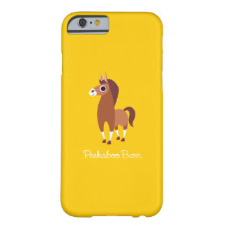 Zora the Horse Barely There iPhone 6 Case