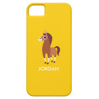 Zora the Horse iPhone SE/5/5s Case