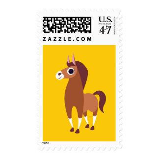 Zora the Horse Postage