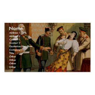 Zorah Business Card Template
