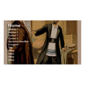 Zorah Business Cards