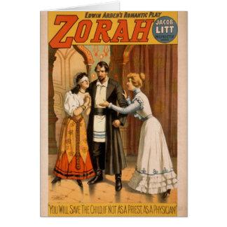 Zorah Greeting Cards