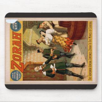 Zorah Mousepad