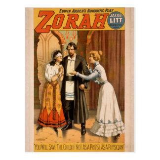 Zorah Post Card