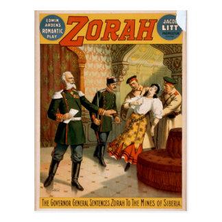 Zorah Post Cards