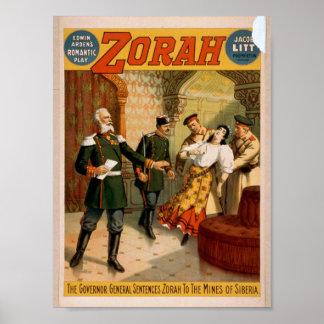 Zorah Posters