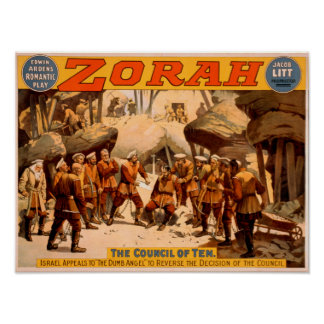 Zorah Russian Miners Theatrical Poster