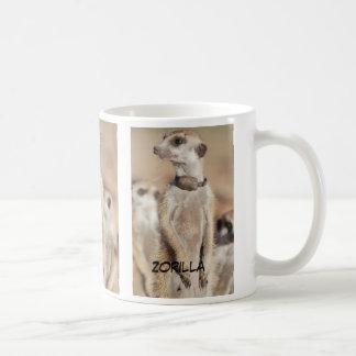 Zorilla meerkat Mug