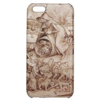Zorn (Anger) by Pieter Bruegel the Elder iPhone 5C Cover