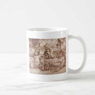 Zorn (Anger) by Pieter Bruegel the Elder Coffee Mug