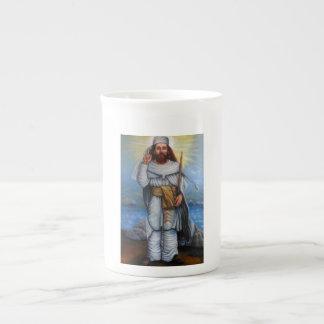Zoroastrian Bone China Tea Cup