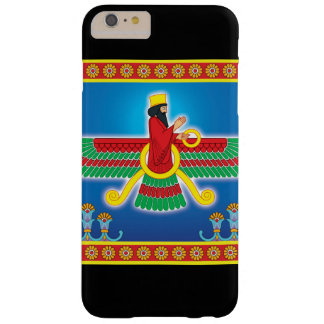Zoroastrian Persian Faravahar Barely There iPhone 6 Plus Case