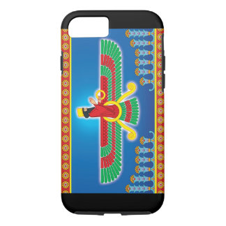 Zoroastrian Persian Faravahar iPhone 8/7 Case