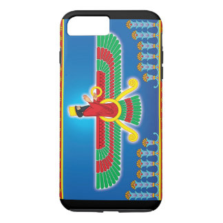 Zoroastrian Persian Faravahar iPhone 8 Plus/7 Plus Case
