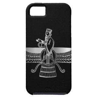 Zoroastrianism Faravahar Funda Para iPhone 5 Tough