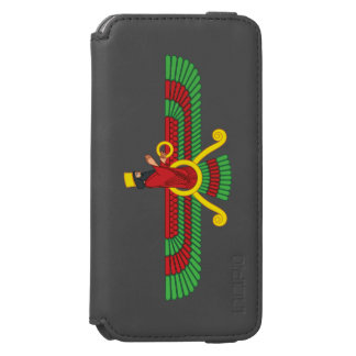 Zoroastrianism Faravahar iPhone 6/6s Wallet Case