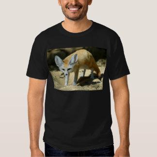 Zorro de Fennec Camisas