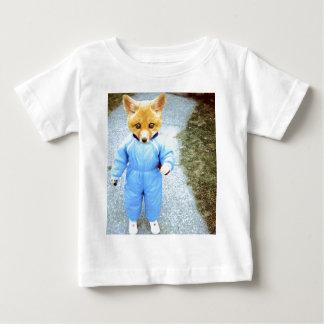 Zorro del bebé t-shirts