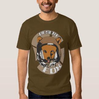 zorro del desierto camisas