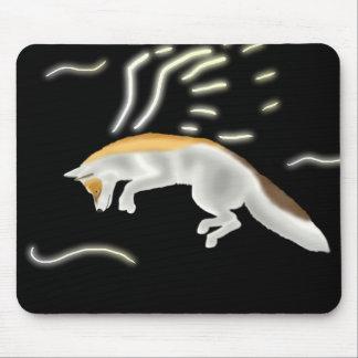 zorro del mousepad del viento