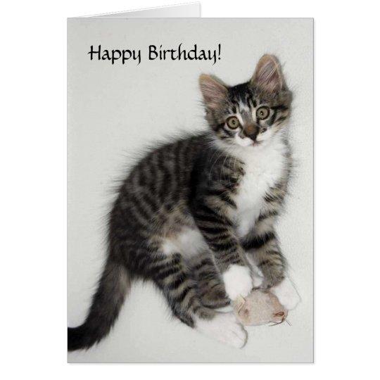 Zorro Happy Birthday Card