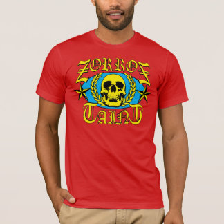 ZorroZ TainT Logo T-shirt (Slim Fit)