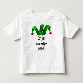 Zot van mijn papa t-shirt