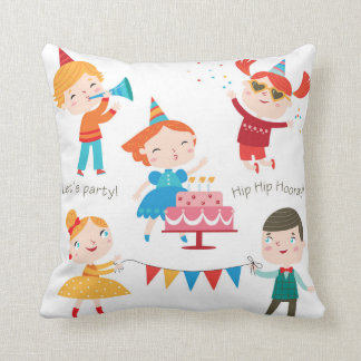 Zotos 631 Art Throw Pillow