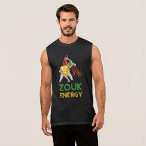 Zouk Energy Sleeveless Sleeveless Shirt