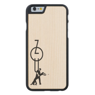 Zouk signature carved® maple iPhone 6 case