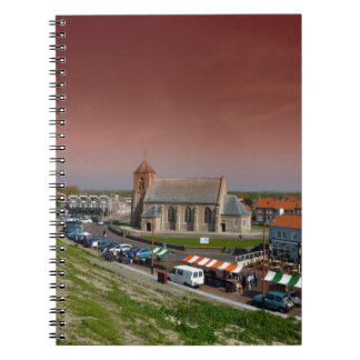 Zoutelande, Netherlands Spiral Notebook