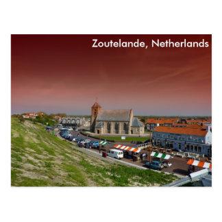 Zoutelande, Países Bajos Postal