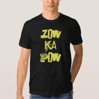 ZOW KAPOW T-SHIRTS