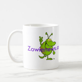 ZowieNews Coffee Cup