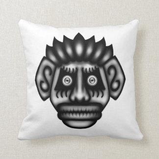 Zozobra Throw Pillow